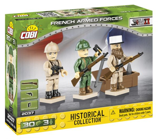 COBI 2037, French Armed Forces