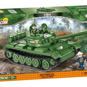 COBI 2234, Medium Tank T-55 (MBT)