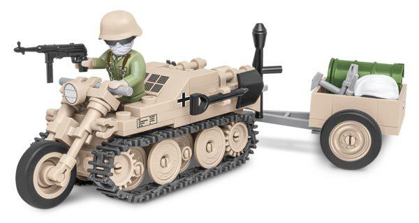 1Cobi 2401, , S.D. KFZ 2 Kettenkrad HK-1