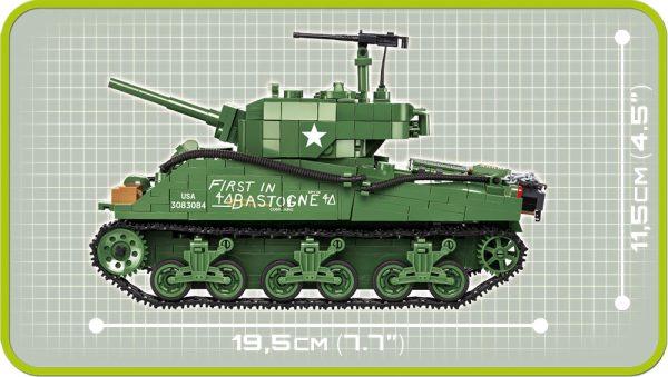 """COBI 2550, Sherman M4A3E2 """"Jumbo"""""""