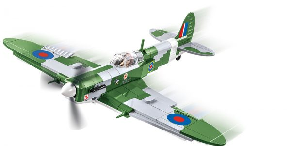 COBI 5708, Supermarine Spitfire MK. VB