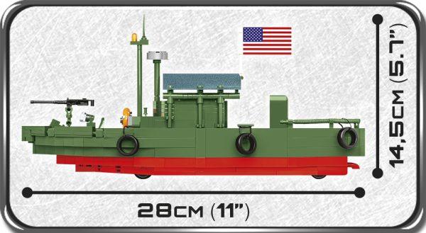 COBI 2238, PBR 31 MK.II (patrol Boat River)