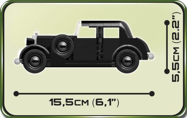 COBI 2251, 1937 Mercedes 230