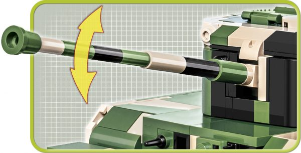 COBI 2544, British TOG II Super Heavy Tank