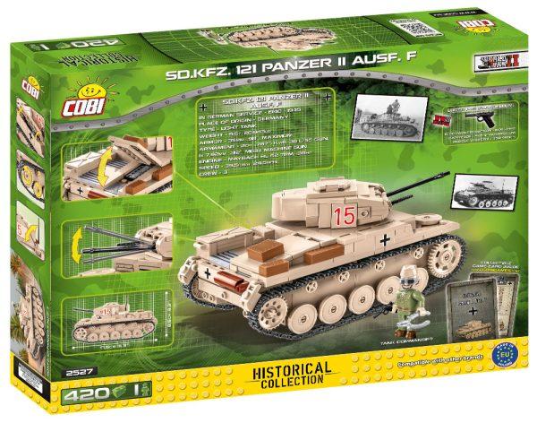 COBi 2527, SD. KFZ. 121 PZKPFW II Ausf. F