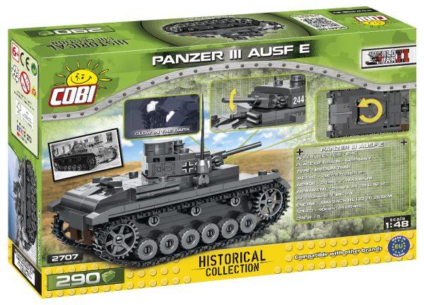 COBI 2707, PZ. KPFW.III Ausf.J