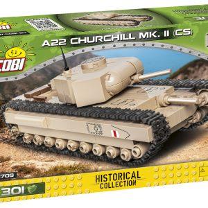 COBI 2709, Churchill (1:48)
