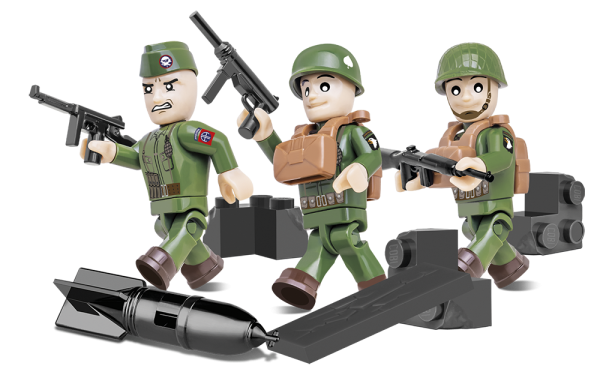 COBI 2033, American Airborn Division