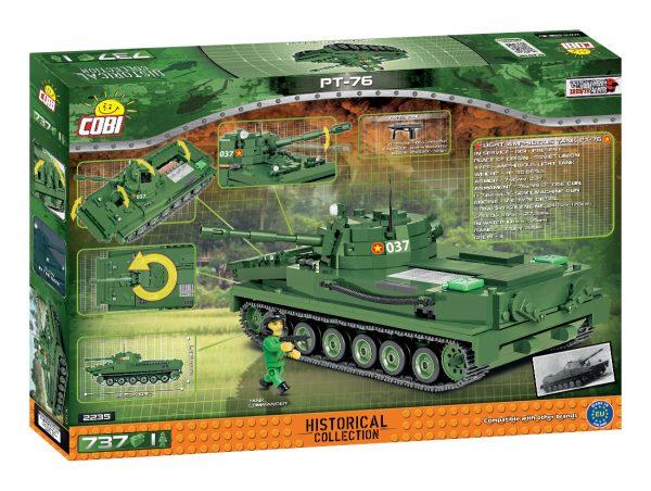 COBI 2235, PT-76