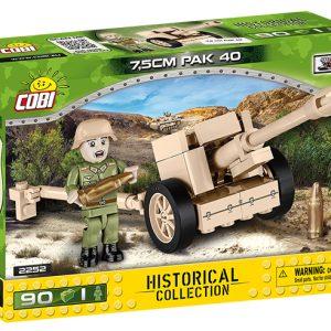 COBI 2252, 7,5 cm PAK 40 Anti-tank gun