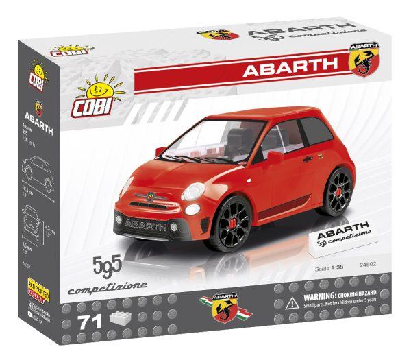 COBI 24502, FIAT Abarth
