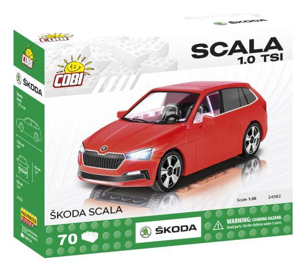 COBI 24582, SKODA Scala 1.0 TSI
