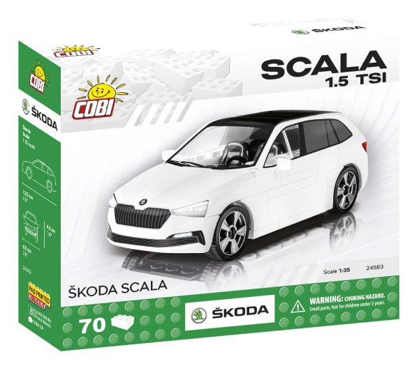 COBI 24583, SKODA Scala 1.5 TSI