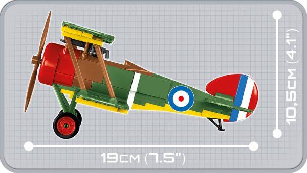 COBI 2975, Sopwith F.1. Camel