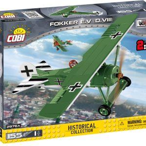 COBI 2976A, Fokker E.V. DVIII