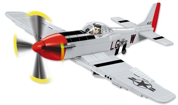 COBI 5806, Mustang P-51D