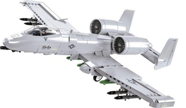 COBI 5812, A10 ThunderBolt II Warthog