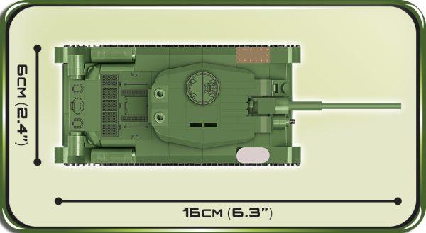 COBI 2702, T-34-85