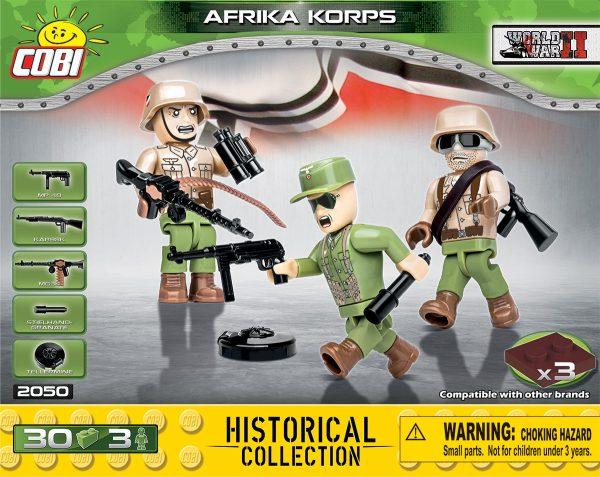 COBI 2050, Africa Korps
