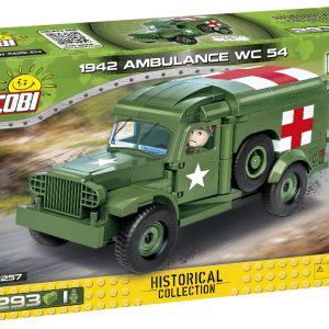 COBI 2257, Dodge WC-Ton 4x4