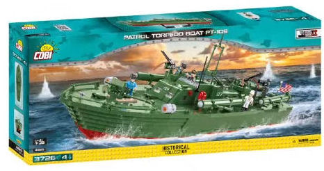 COBI 4825, Patrol Torpedo Boat PT-109