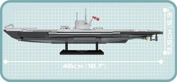 COBI 4828, U Boot U-47 VIIB