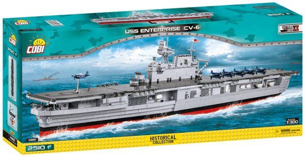 COBI 4815, WS USS Enterprise 2021-version