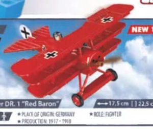 """COBI 2986, Fokker DR. 1 """"Red Baron"""""""