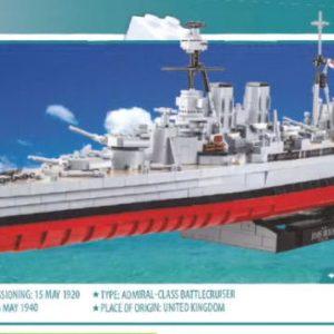 COBI 4830, HMS Hood