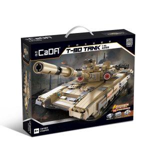 CaDA 61003W, T-90 Panzer (excl. Motoren)