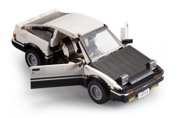 CaDA C61019W, Toyota AE86 Super Car
