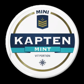 kapten mini mint snus