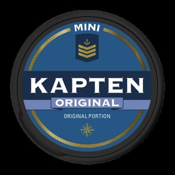 kapten portion minisnus