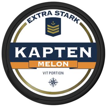 kapten melon stark snus