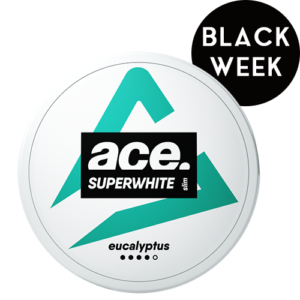 ace all white snus