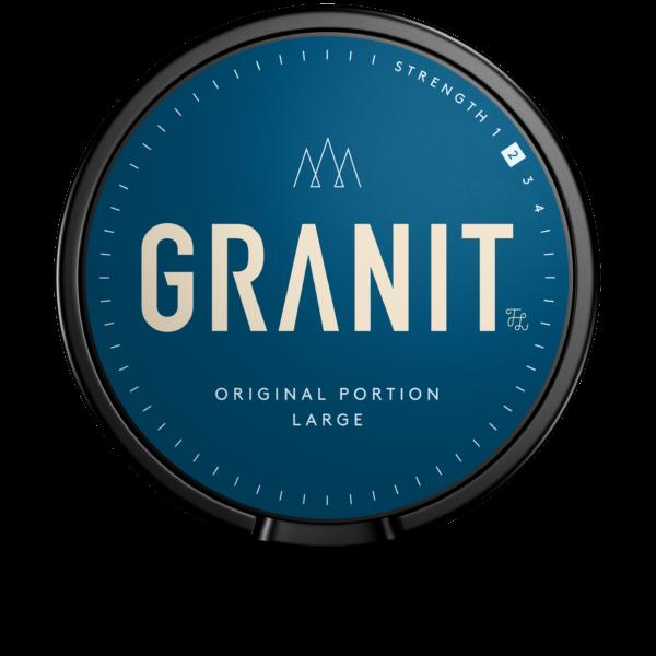 granit snus portion