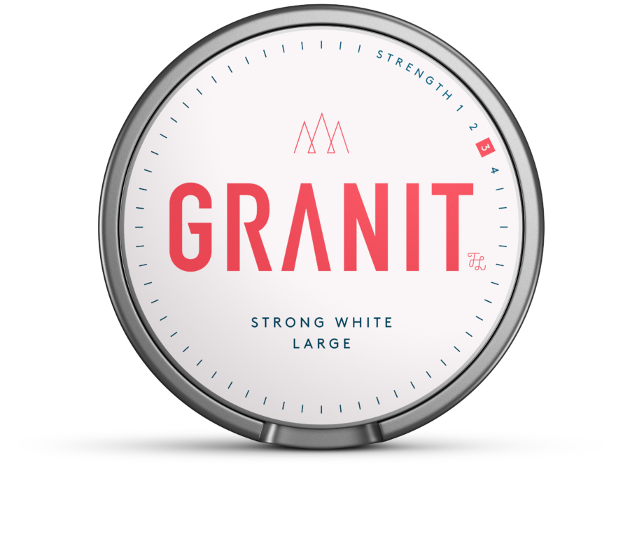 granit white portionssnus strong