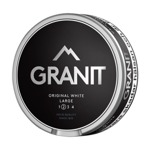 Granit Original White Portion Large