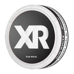 xr general white slim
