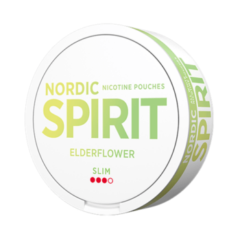 nordic spirit elderflower strong
