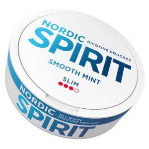 Nordic spirit mint snus