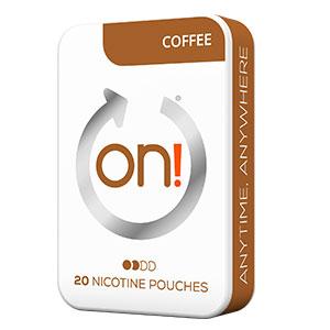 on kaffe 3mg coffee