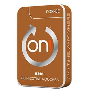 on! coffee 6mg