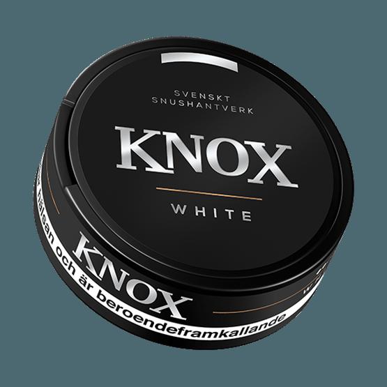Knox White Portionssnus