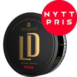 ld stark portion snus