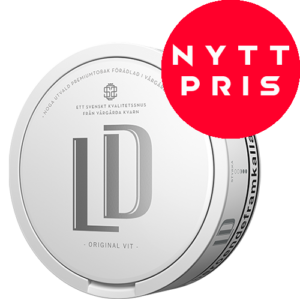 ld vit portion snus
