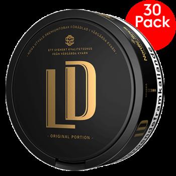 ld original 30 pack snus