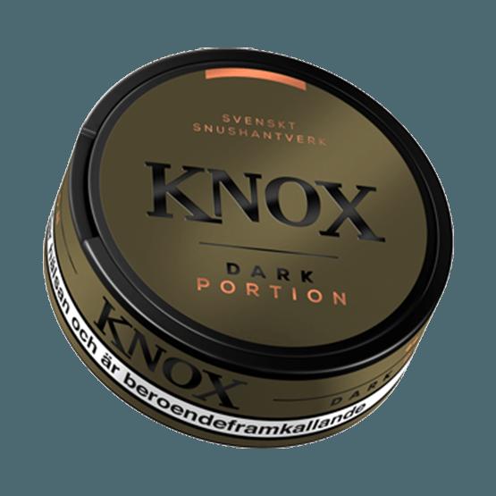 knox dark snus