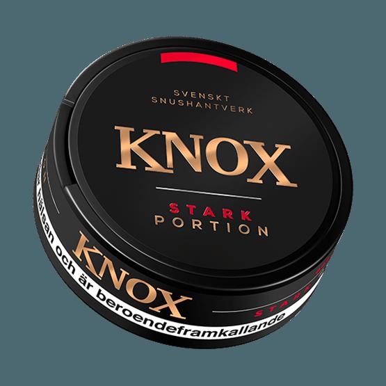 knox portionssnus stark