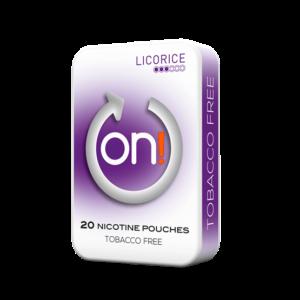 Om produkten On! Licorice 3 mg On! Licorice pure taste Ett måste för lakritsälskaren: den goda lakritssmaken och nikotinet frigörs så fort de vita, torra påsarna blivit lite fuktiga. Diskret miniformat som passar framförallt dig som inte vill att det ska kännas eller synas särskilt mycket. on! Licorice finns i två nikotinstyrkor: 3 mg och 6 mg. On! finns i tre goda smaker: Mint, Licorice och Citrus.Alla varianter hittar du här! Fakta om produkten Varumärke On! Produkttyp All white portion Styrka Normal Nikotinhalt 11 mg/g Innehåll/förpackning 6,4 g Snustyp White dry mini snus lakrits Format Mini Producent Råå S snushandel i nyköping ab påljungshage köpcentrum tobaksbutiken snus butiken tobaks affären billigt snus på nätet helvitt snus